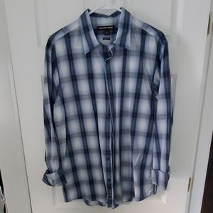 Michael Kors Tailored Fit Button Down Shirt